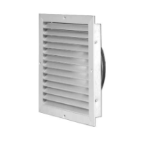 Louvred Wall Grill